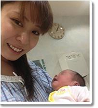 27歳 産後1ヶ月 神戸市須磨区在住
